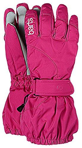 Barts Jungen Handschuhe , Violett (Violett), 4