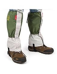MCHSHOP Gilet imperméable à l'eau à l'épreuve du vent Protection de la jambe Garde Ski Randonnée Escalade Alpinisme