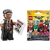 Lego Batman The Movie Mini Figure Series Gordon City Police Headquarters Director (Unopened Article) | The Lego Batman Movie Minifigures Series Commis