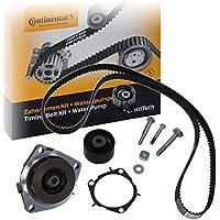 Contitech CT1105WP2Water Pump & Timing Belt Kit - ukpricecomparsion.eu