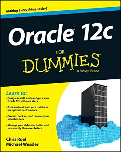 Oracle 12C for Dummies (R)