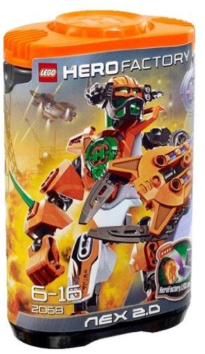 LEGO Hero Factory 2068 - Nex 2.0 (Lego Hero Factory)