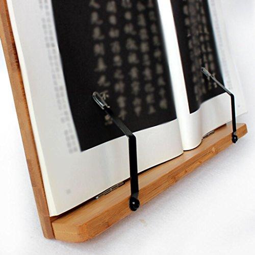 DFHHG® Estantería Estantería Estanterías de lectura 34 * 23.5 Cm durable