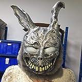 Nome: maschera di coniglioMateriale: lattice + pellicciaTaglia: taglia unica per la maggior parte degli adultiNota :Se sei allergico al lattice non indossare questo.Questo prodotto ha normalmente un odore di lattice puoi metterlo sul luogo di...