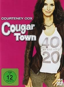 Cougar Town - Die komplette erste Staffel [4 DVDs]
