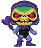 Funko- Masters of The Universe Pop Vinile Motu Battle Armor Skeletor, 9 cm, 21806