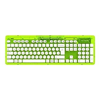 PDP Rock Candy Wireless Keyboard - La La Lime