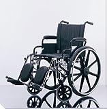 MDS806560 - K4 Extra-Wide Lightweight Wheelchairs by Medline Bild