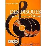 PIERRE MONIER des disques pour tous les films 1960 Montel - Illustré RARE++