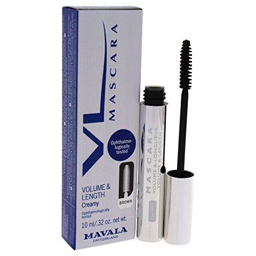 Mavala Creme VL Mascara Braun 10 ml - Mavala Mascara Schwarz