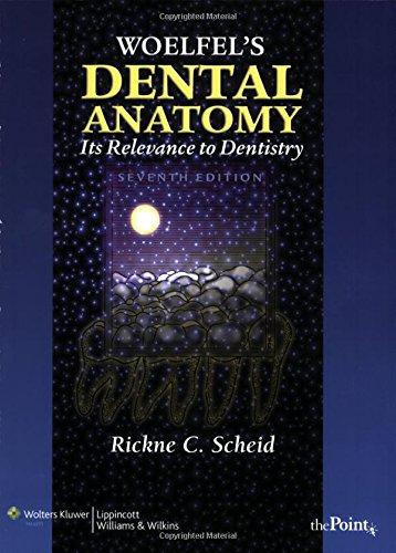 Woelfel's Dental Anatomy: It's Relevance to Dentistry (Dental Anatomy) (Point (Lippincott Williams & Wilkins))