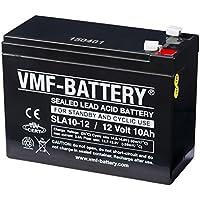 VMF Batterie AGM de veille et cyclique 12 V 10 Ah SLA10-12 Batterie Moto scooter