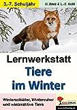 Lernwerkstatt Tiere im Winter