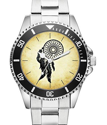 Symbol-schal (Traumfänger Dreamcatcher Gute Träume Symbol Uhr 20200)