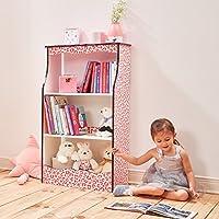 Teamson Kids Fashion Kids Bookshelf
