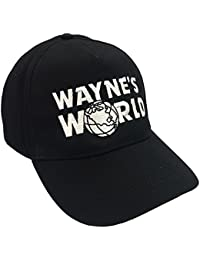 f42fec20267 Wayne s World Embroidered Baseball Cap Hat