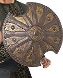 Smiffys Escudo de Aquiles, bronce, 50cm / 20in