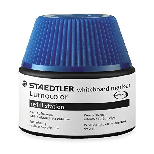 staedtler-lumocolor-488-51-flacon-recharge-20-ml-pour-marqueurs-effaables-sec-bleu