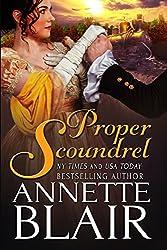 Proper Scoundrel (Knave of Hearts Book 2)