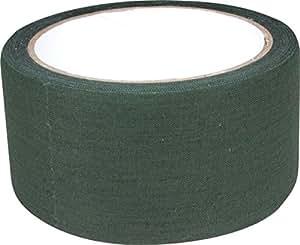 Web-tex High Strength Fabric Olive Green Tape - 10m