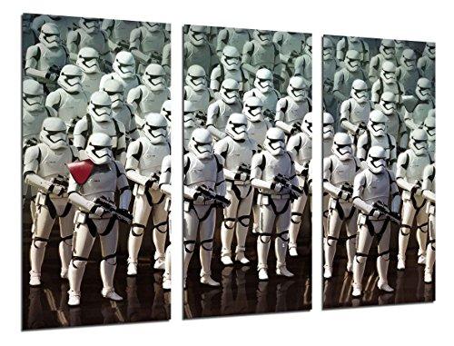 Cuadro Moderno Fotografico Star Wars, Darth Vader, 97 x 62 cm ref. 26295