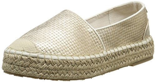 Mustang1224201 - Espadrillas Donna , oro (Or (699 Gold)), 37 EU