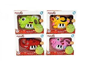 Globo Toys Globo 5146 Vitamina_G 4 - Juguete Musical con luz y Sonido