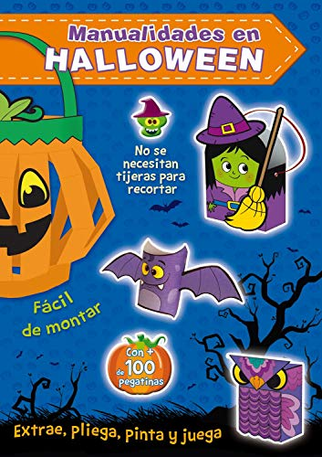Manualidades de Halloween 2 (Base Kids, Band 24) (Halloween De Manualidades)