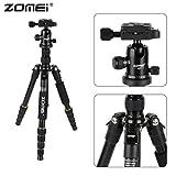 Zomei Q666 Professional Camera Tripod Lightweight Portable Aluminum Monopod