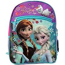 Disney Frozen Anna and Elsa Castles Mochila