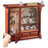 M.W. Reutter - Room Box China Shop blue