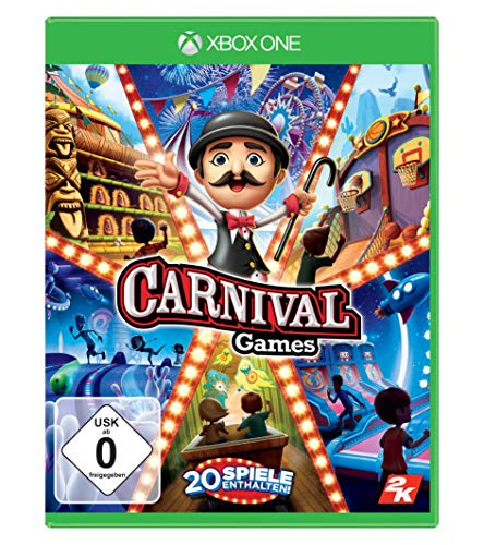 Carnival Games [Xbox One] (Carnival Games)