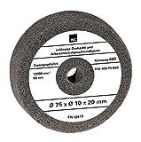 Einhell Polierscheibe passend für Doppelschleifer TH-XG 75 (Durchmesser 7,5 cm)