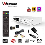 Best Fta Receivers - Wezone DVB-S2 Set Top Box 8007 Free to Review
