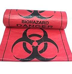 Suvidha Red Bio-Hazardous Bags