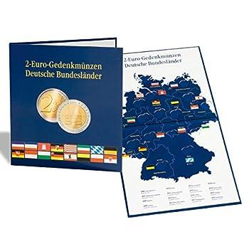 2-EUR (Euro) Special-Collection für 'Deutsche Bundesländer': für die 16 deutschen Bundesländer