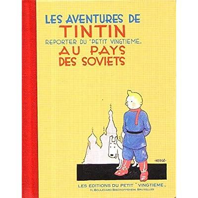 Tintin au pays des Soviets (Fac-similé, 1930)