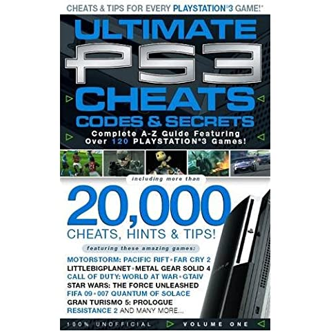 Ultimate PS3 Cheats and Guides - Includes Bonus LitttleBigPlanet Guide: v. 1: Featuring