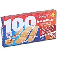 Wundmed Reise Pflaster Set 100 Stück wasserfest Wundpflaster 0055 preisvergleich bei billige-tabletten.eu