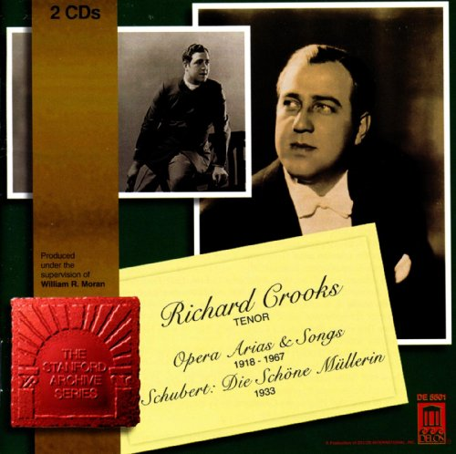 Richard Crooks: Opera Arias & Songs