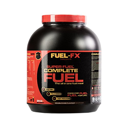 Fuel-FX Complete Fuel high protein meal replacement