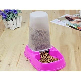 Xinghengchen Automatic Pet Dog Cat Water Dispenser Dish Bowl Feeder Random Color 16