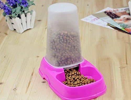 Xinghengchen Automatic Pet Dog Cat Water Dispenser Dish Bowl Feeder Random Color 1