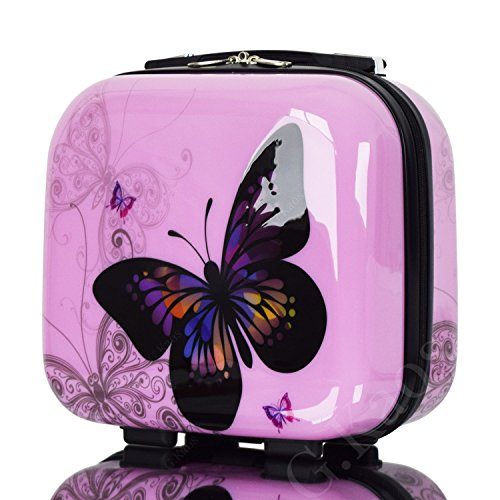 Gloria Kaos - Vanity Case - Valigetta Beauty Case Ultra Leggero In Policarbonato Flessibile