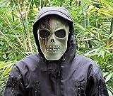 Ecloud Shop CS cráneo campo de máscara de respiración apoyos de la...
