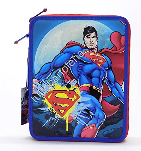 MAXI ASTUCCIO SUPERMAN 2 ZIP