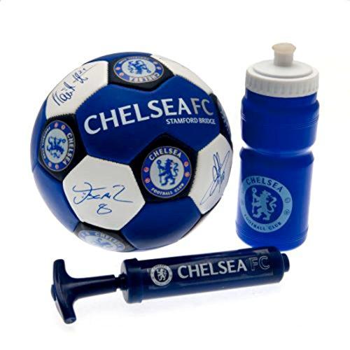 chelsea-fc-football-set-football-gift-set-size-3-nuskin-ball-400ml-water-bottle-pump-in-a-gift