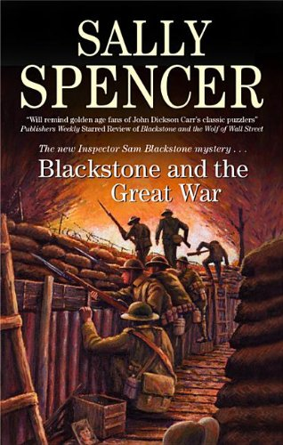 Blackstone and the Great War (Inspector Sam Blackstone)