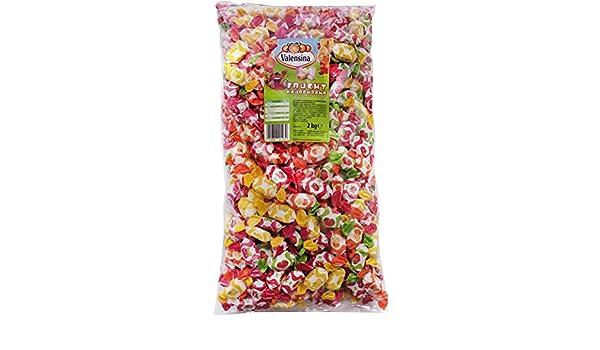 Valensina Frucht-Kaubonbons 2kg: Amazon.de: Lebensmittel & Getränke