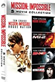 Mission: Impossible - 5 Movie Collection [5 DVDs] [IT Import]